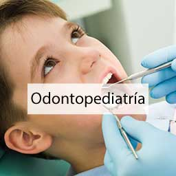 Odontopediatría